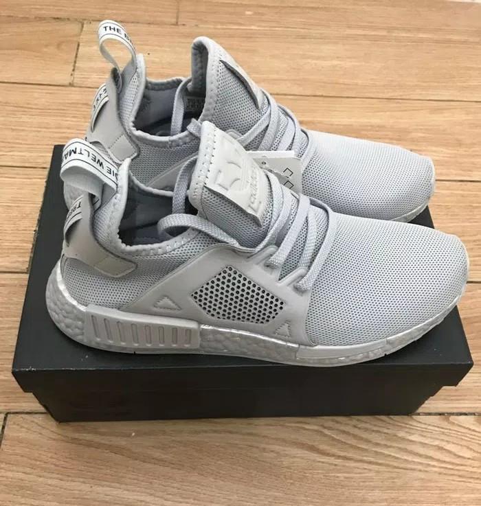 Jual Adidas NMD XR1 Triple Grey BY9923