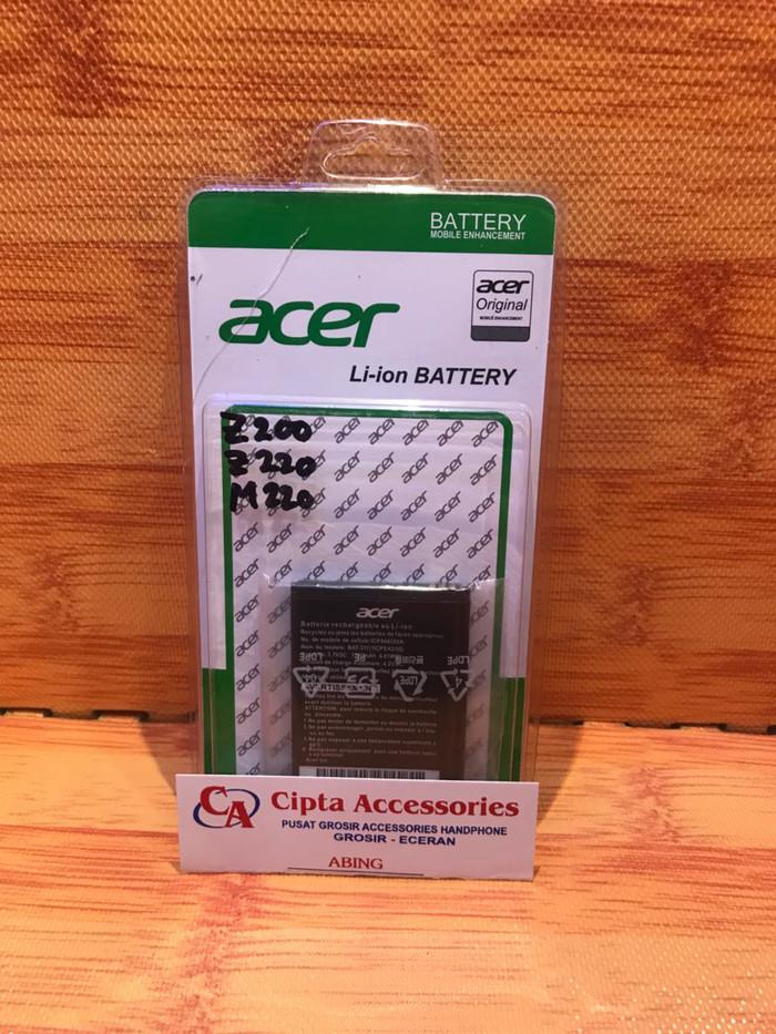 ea8f873d2a9 Batre baterai battery ori oem acer liquid z200 z220 m220 bat-311