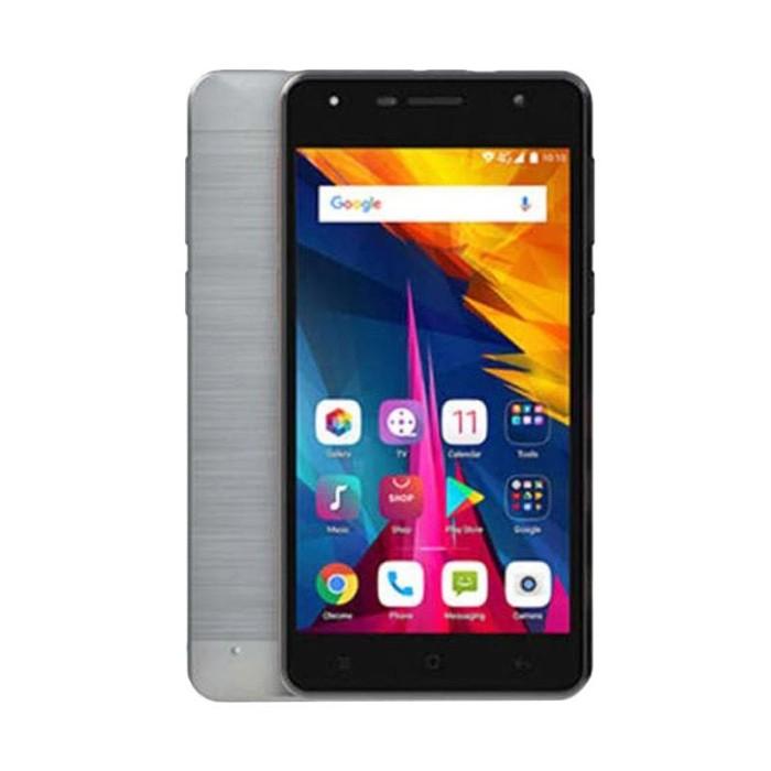 polytron rocket t6 r 2509 smartphone - silver [16 gb/2 gb] - perak