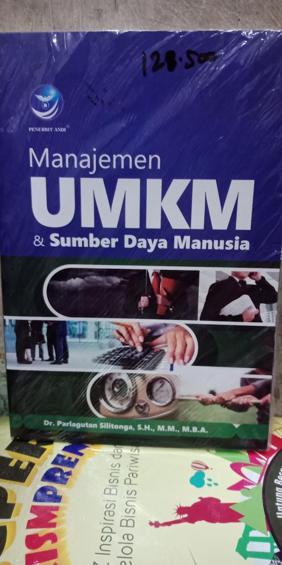 Foto Produk Manajemen UMKM dan Sumber Daya Manusia dari Tokobuku Rostangg