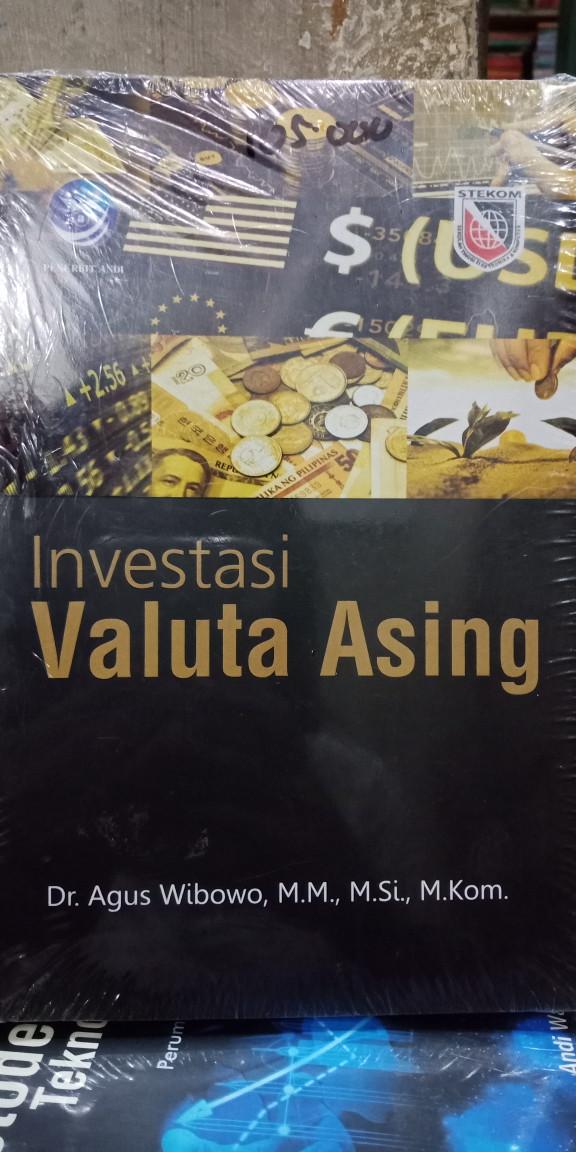 Foto Produk Investasi valuta asing dari Tokobuku Rostangg