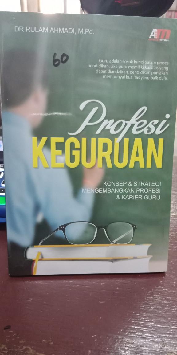 Foto Produk Profesi keguruan dari Tokobuku Rostangg