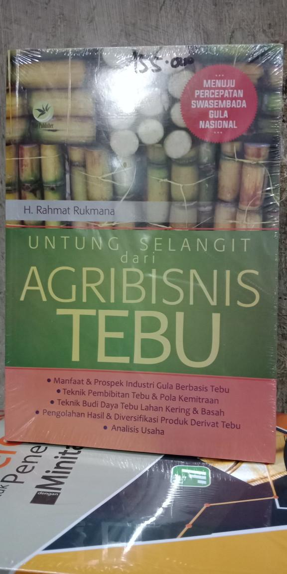 Foto Produk Untung selangit dari agribisnis tebu dari Tokobuku Rostangg