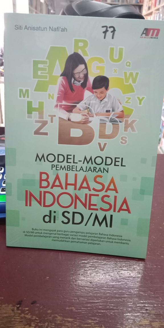 Foto Produk Model2 pembelajaran Bahasa indonesia untuk Sd dari Tokobuku Rostangg