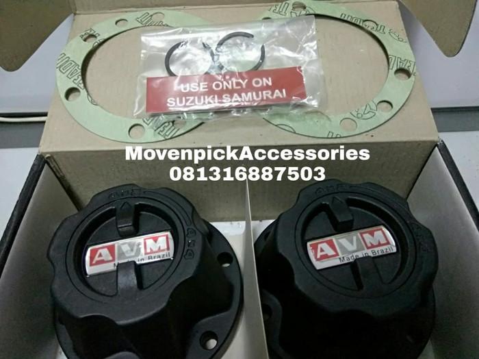 harga Avm 538 freelock wheel hubs daihatsu taft independent f78/vitara/jimny Tokopedia.com