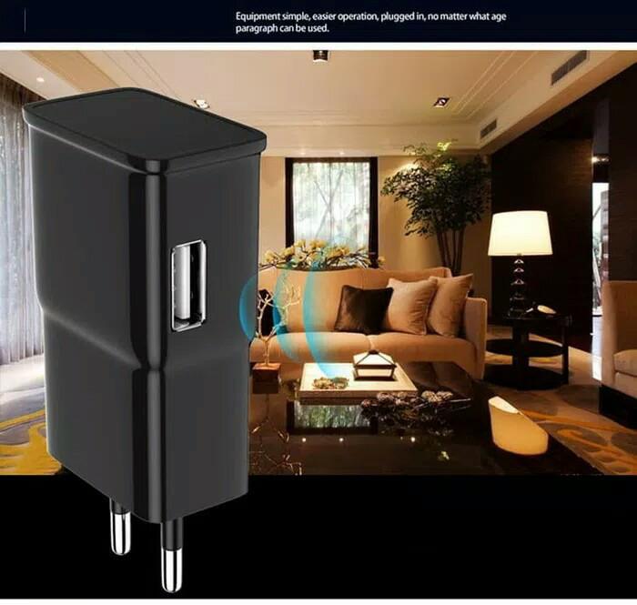 harga Kamera pengintai wifi spy camera berbentuk charger samsung 1080 p Tokopedia.com