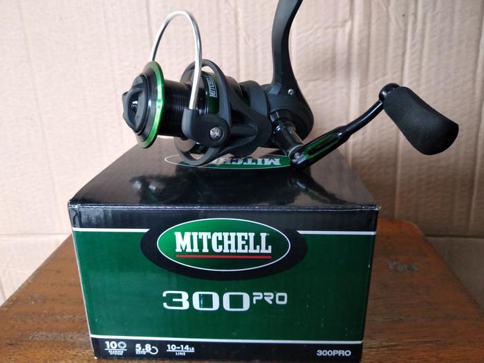 harga Reel mitchell 300pro Tokopedia.com