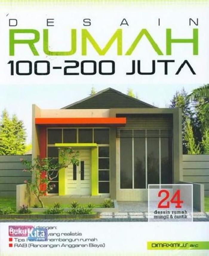 200 Juta Desain Rumah 2 Lantai Biaya 100 Juta - Denah Rumah