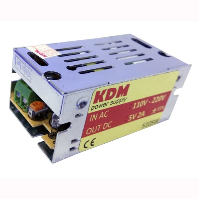 harga Adaptor 5v 2a kdm power supply jaring trafo switching Tokopedia.com