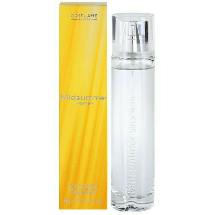 harga Midsummer women edt /parfum oriflame Tokopedia.com