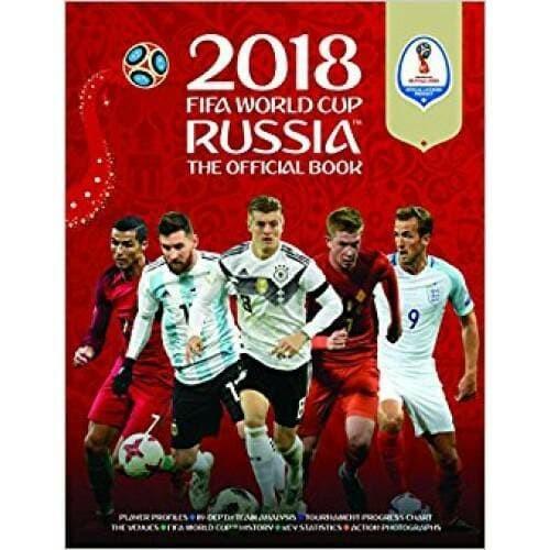 harga 2018 fifa world cup russia official book Tokopedia.com