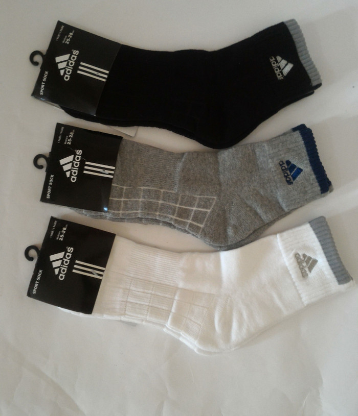 Jual Kaos Kaki Adidas Premium running bola futsal tenis - Putih ... b21b9e408f6c7