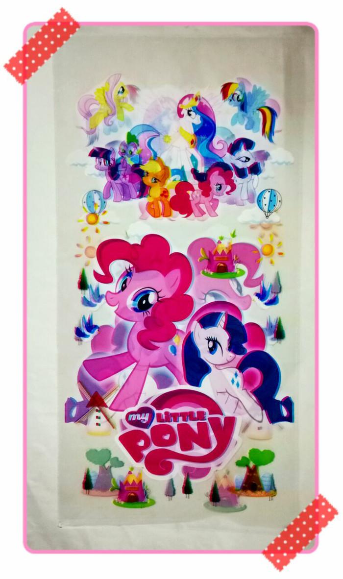 Jual Plastik Snack Ulang Tahun Karakter My Little Pony Kota Bekasi Karojawastore Tokopedia