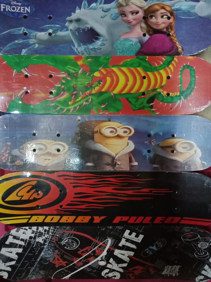 harga Skateboard/papan luncur skate board murmer size m Tokopedia.com