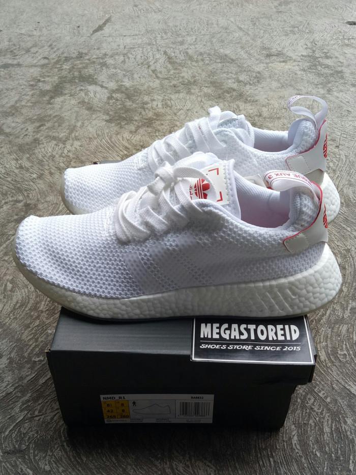 new products aa0ad 6a86d Jual Sepatu Adidas NMD R2 CNY UA BASF BOOST Quality - DKI Jakarta -  MEGASTOREID | Tokopedia
