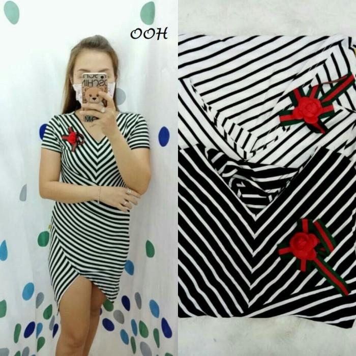 harga Dress baju murah wanita baju import (ooh) bhn kaos Tokopedia.com