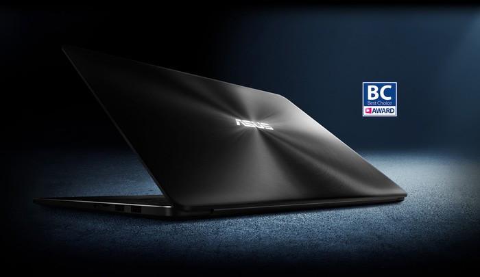 Foto Produk Asus Zenbook Pro UX550VD Core i7 7700 Win 10 dari Macro Computer