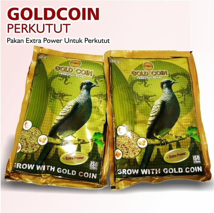 Jual Gold Coin Pakan Burung Perkutut Kota Bandung Bullying