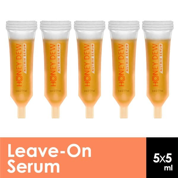 harga Makarizo professional honey dew nutriv serum dusset 5 x 5 ml Tokopedia.com