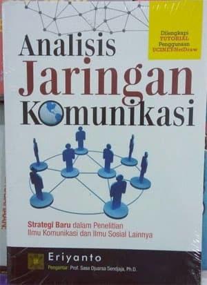 harga Buku analisis jaringan komunikasi Tokopedia.com