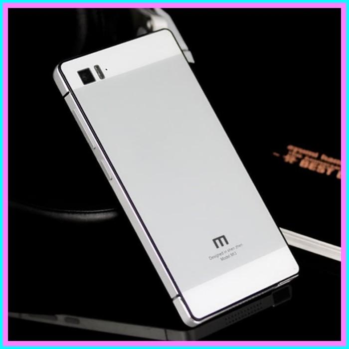 newest 6f504 f1936 Jual Xiaomi Mi3 Mi4 Mi4w 4G tempered glass back cover hard ALUMINIUM CASE -  Kab. Bogor - Sixteen Casing   Tokopedia
