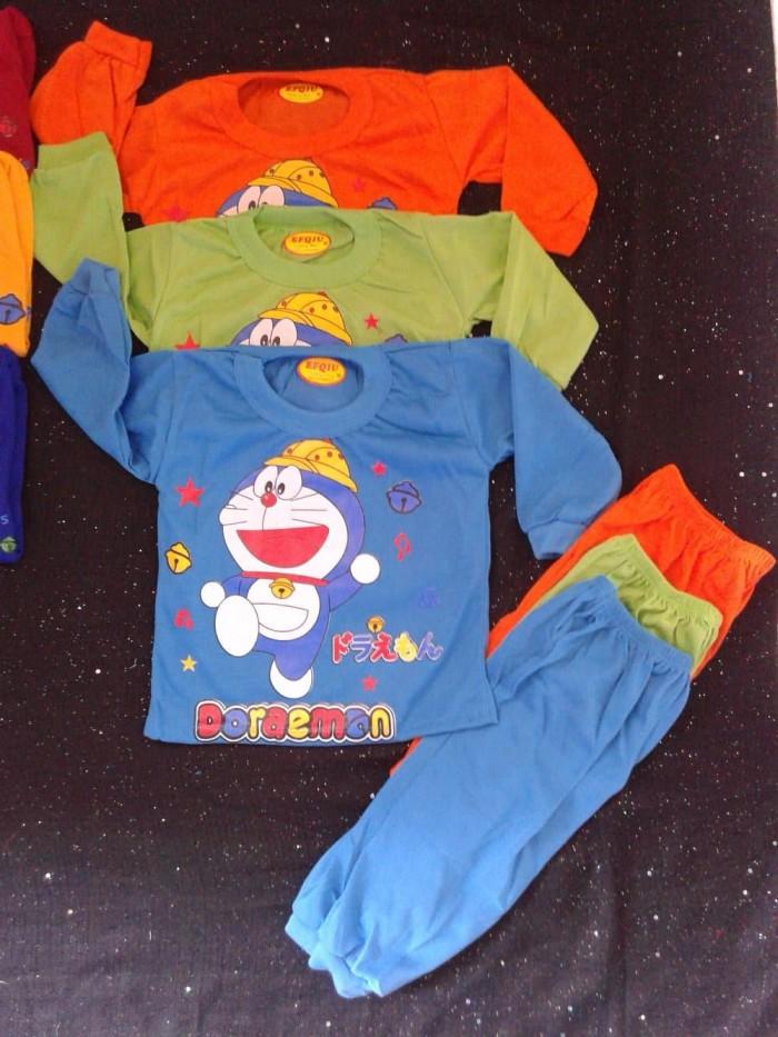 Katalog Baju Tidur Gambar Doraemon Travelbon.com