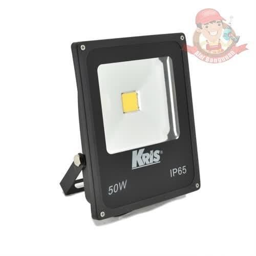 Jual KRIS LAMPU SOROT LED TALL 50W COB 120D 2700K - KRISBOW - Jakarta Utara  - Alat Bangunan   Tokopedia