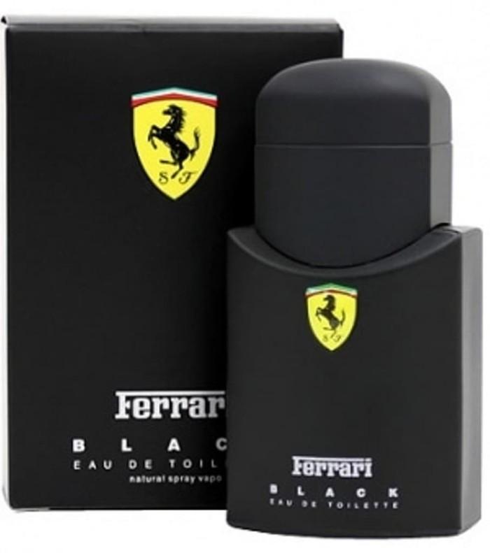 Jual Parfum Ferrari Black Original Singapore Stok Terbatas Xila