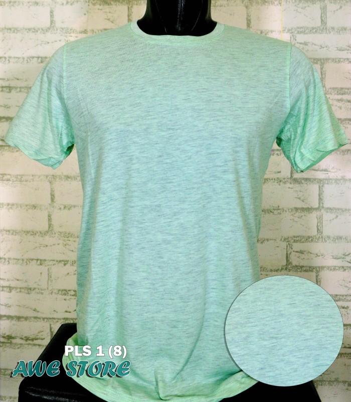 harga Kaos distro t-shirt  / cowo cewe pakaian distro / hijau muda pls 1.7 Tokopedia.com