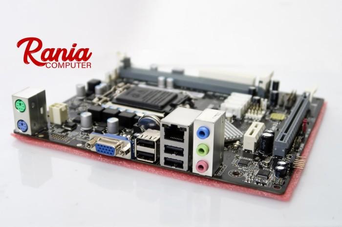 Jual Motherboard ECS H61 H2-MV Socket LGA 1155 - Kab  Tabalong - Rania  Computer Store | Tokopedia