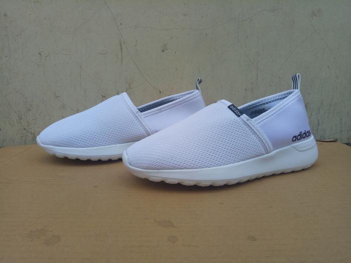 Jual Sepatu Adidas Slip On Wanita Sepatu Tanpa Tali Aerobik Santay
