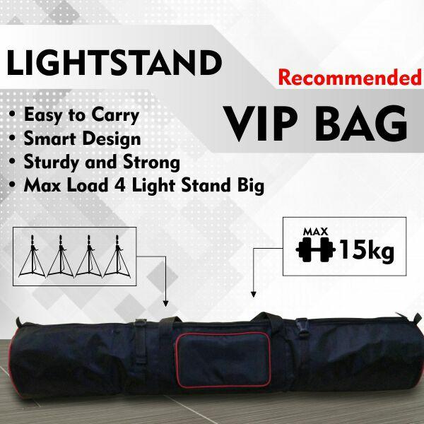 harga Tas light stand big vip, muat 4 stand lampu studio Tokopedia.com