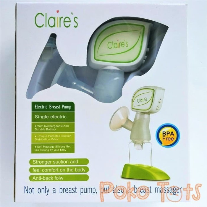 Pompa Asi Claire's Electric Breast Pump Single Electric BP-A20