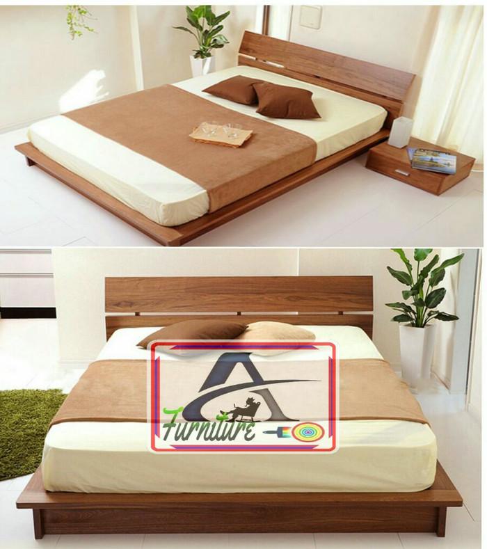 Jual tempat tidur minimalis dipan desain bale bale tidur kelas