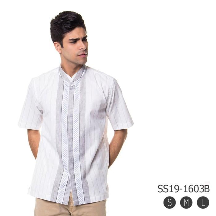 Busana Muslim Pria  Modern - Baju Koko Premium 4