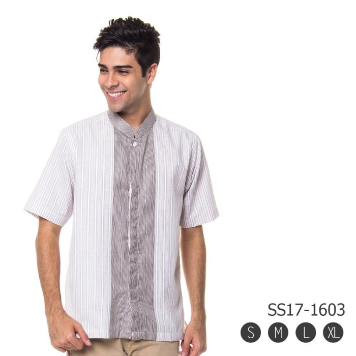 Busana Muslim Pria  Modern - Baju Koko Premium 2