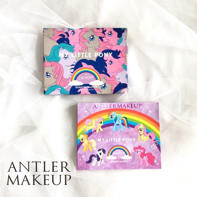 Jual Colourpop My Little Pony Eyeshadow Palette - Kota Blitar - ANTLER  MAKEUP | Tokopedia