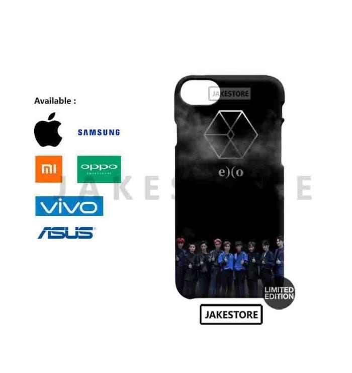 Jual Case Iphone X Exo Wallpaper Cover Hardcase Jakestore Tokopedia