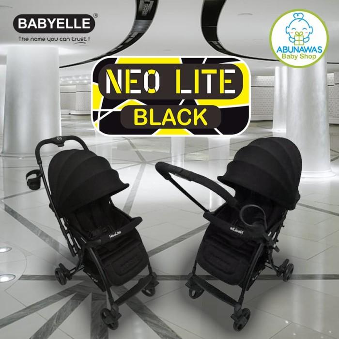 harga [premium quality] stroller baby elle neolite s-607 babyelle neo lite Tokopedia.com