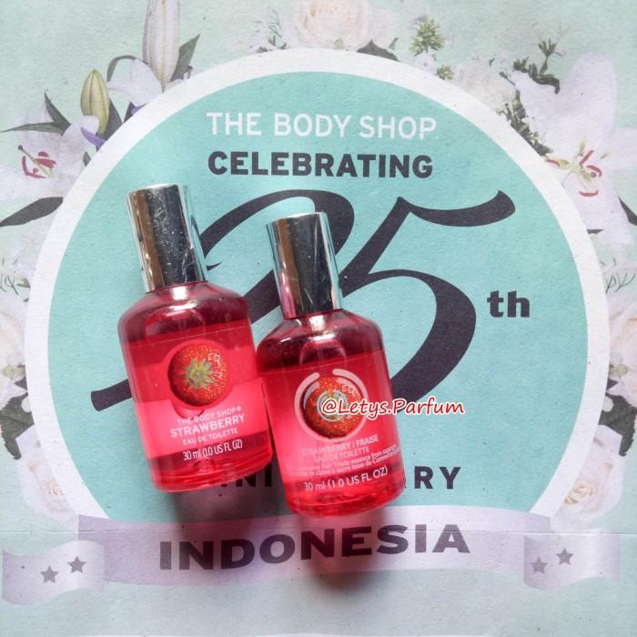 Info Parfum The Body Shop Travelbon.com
