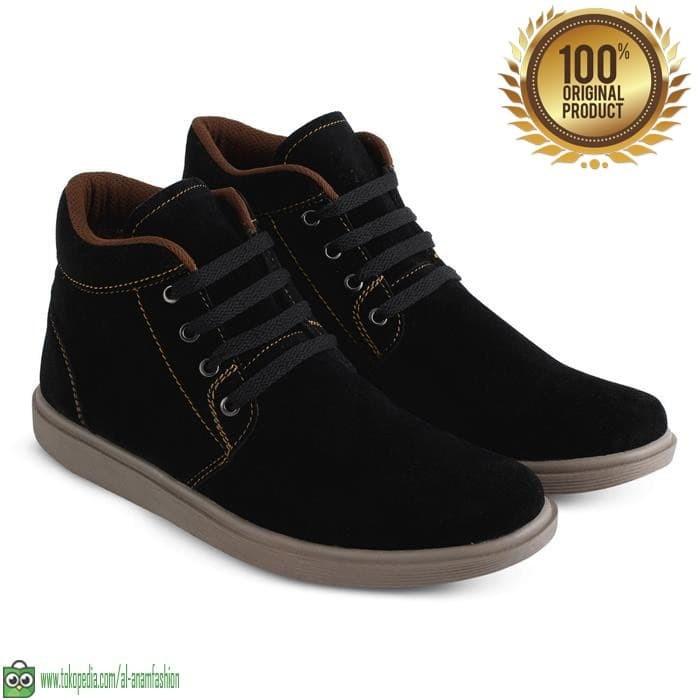 Jual Sepatu Sneakers Pria Jk Collection Jey 1408 Original Al Anam ddb7b54fdb