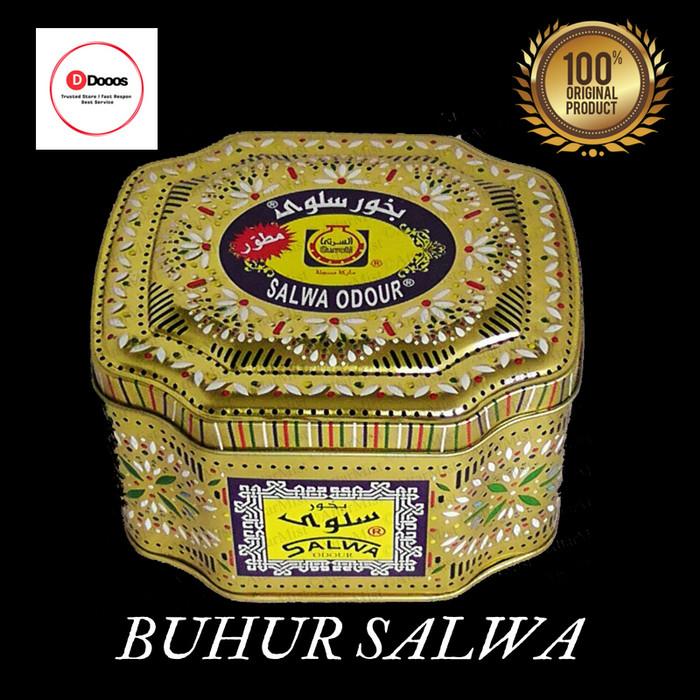 ... harga Bukhur dupa salwa bakhour buhur odour pengharum wangi aromatherapy Tokopedia.com