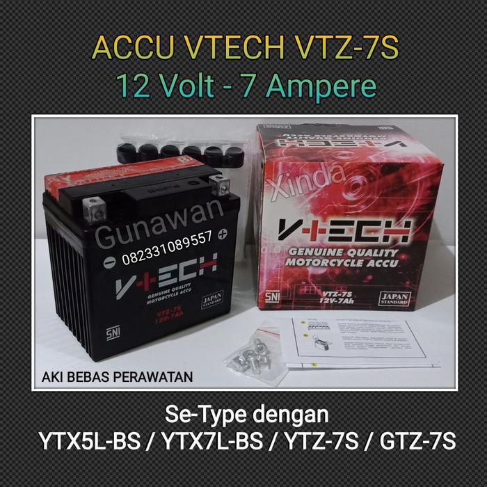 Katalog Aki Kering 12 Volt 7 Ampere Travelbon.com