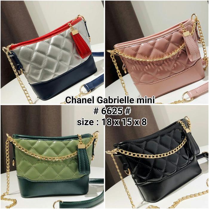 6741255a618e6c Jual 18 CHANEL Gabrielle mini Hobo Bag Series # 6625 # Murah Batam ...