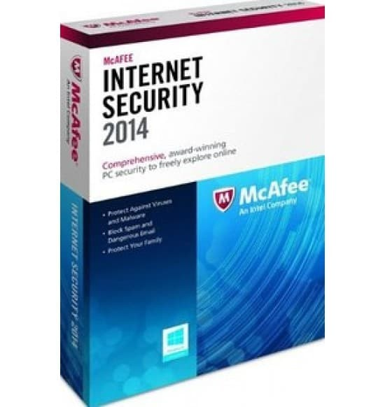 harga Mcafee internet security suite 1 user Tokopedia.com