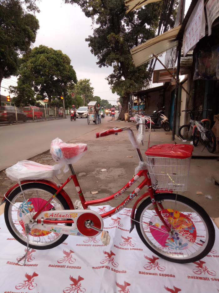 harga Sepeda anak 20 mini atlantis 220 boncengan Tokopedia.com