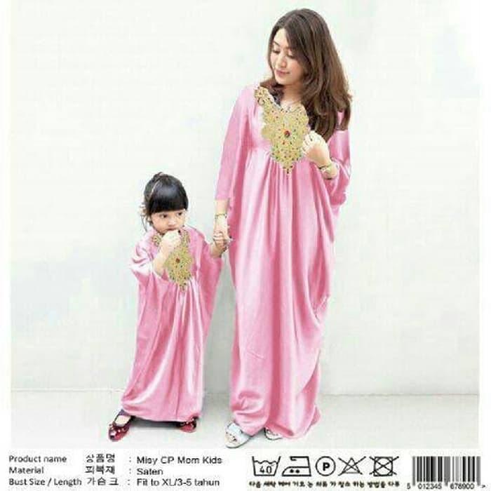 Jual Baju Dress Murah Mk Missy Baju Gamis Couple Ibu Dan Anak 3
