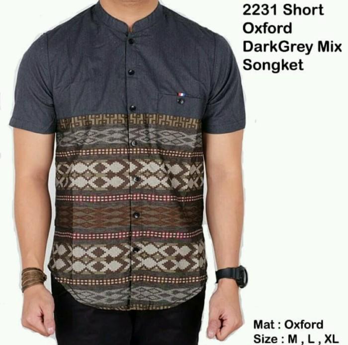 86 Model Baju Batik Pria Casual Paling Unik