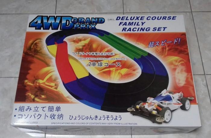 harga Track tamiya 4wd grand prix 2 jalur Tokopedia.com