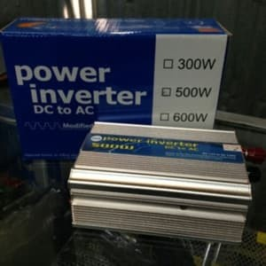 harga Power inverter 500 wattinverter 500watt murah Tokopedia.com